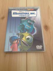 モンスターズ・インク ディズニー DVD