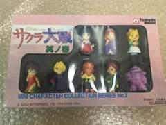 ☆サクラ大戦 其ノ壱 ミニフィギュアコレクションシリーズ No.3