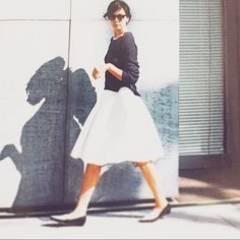 ADORE/マリソル掲載ボンディングスカートタグありmarisol