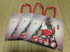 新品アフタヌーンティーAfternoon Teaクリスマスショップ袋