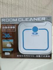 自動床掃除ロボットルームクリーナー ブルー