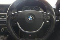 BMW ステアリングアクセントトリムモール 5シリーズ F10 F11用