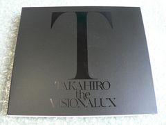 TAKAHIRO/the VISIONALUX【CD+DVD】初回限定盤/EXILE他にも出品