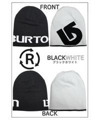 BURTON リバーシブル ニット帽子