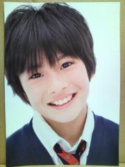 Jr.カレンダー'09.4-'10.3付録フォトブック切抜(02)森本慎太郎・中山優馬