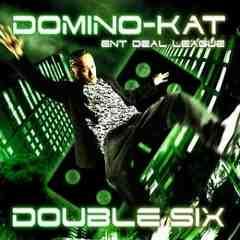 《DOMINO-KAT》DOUBLE SIX AKANE      TOMO KEN-U レゲエ