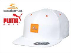 cobra PUMA キャップ SNAKE PATCH SNAPBACK CBRA2047-WHT
