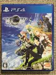 ソードアートオンライン ホロウリアリゼーション PS4