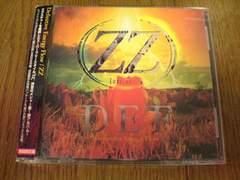 ZZ CD Definitive Energy Flow初回盤