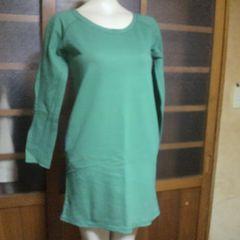 anap mimpi/アナップミンピグリーン Tシャツ ワンピース