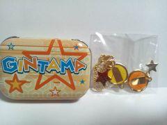 銀魂リトルアクセサリーコレクションジャスタウェイGINTAMA缶入りキーチェーン