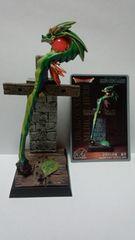 ドラゴンクエスト アイテムズギャラリー 天空の装備編 ドラゴンの杖/薬草