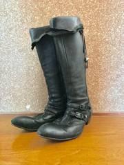 ロエン ブーツ HIROMU TAKAHARA ロングブーツ 42 値下げ!!