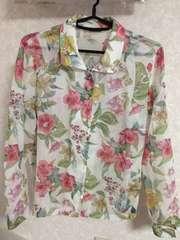 婦人服 シャツ&ブラウス セット 新品 未使用 花柄