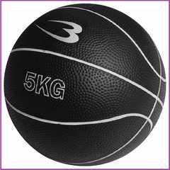 【滑りにくい♪】トレーニングボール 5kg MBG25