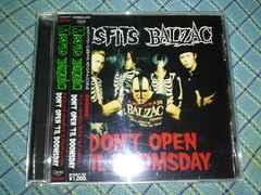 Misfit balzac スプリット/don't open 'til doomsday
