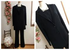 BFA3★23号 新品 冠婚葬祭 ブラックフォーマル  スーツ