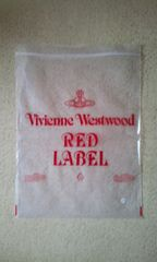 Viienne Westwood*ヴィヴィアンウエストウッド*ビニールジップ袋