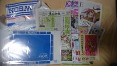 ジョジョ展 フェア 仙台 ローソン オーソン 特典 限定 Tシャツ 杜王新報 BOX 入場