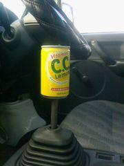 空き缶シフトノブCCレモンM12×P1.25人気C.C.Lemon