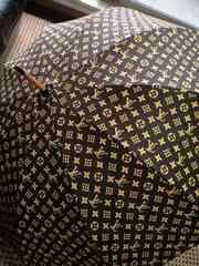 絶版LOUIS VUITTONルイヴィトンモノグラム柄傘廃盤超レア高級布