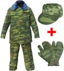 ロシア軍 Flora冬季迷彩服