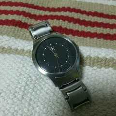 電池交換済み!CKカルバンクライン女性用 レディース腕時計