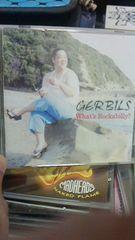 GERBILS/What's Rockabilly?ジャパロカロカビリークリームソーダジャービルズ