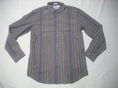 fy906 男 CK CALVIN KLEIN カルバンクライン 長袖シャツ Mサイズ