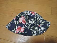 uniform experiment×NEWERA花柄ハット紺SOPHNET.キャップ