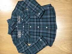 335★新品タグ付きラッドカスタムチェックシャツ