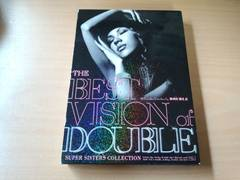 DOUBLE DVD「THE BEST VISION of DOUBLE」ダブル ストラップ付●