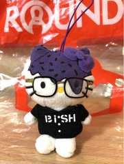 ■感謝祭!!ROUND1限定!BiSH×ハロ-キティ*オリジナルマスコット*パ-プル■