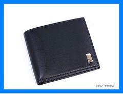 新品 即買い■ダンヒル 二つ折り 短財布 QD3070★