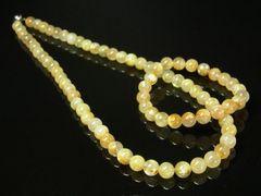 最強金運数珠 ゴールドタイチンルチルブレスレット×ネックレスセット 高級天然石