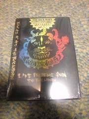 未開封DVD,バックホーン ライブインザサン