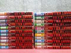 ジャイアントキリング1〜22巻(第18巻以外、全巻初版のステッカー付き)