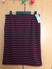 レプシィム ボーダースカート XL