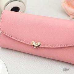 ピンク 財布 レディース 多機能 ギャルソン ホワイトデー