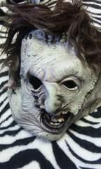 悪魔のいけにえ レザーフェイス マスク テキサスチェーンソー