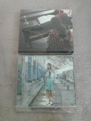 ゆうメール発送可矢井田瞳 限定CD付アルバム+DVD付シングル 2枚