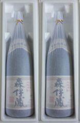 ◆新品未開封◆送料無料◆  焼酎森伊蔵 1.8L 2本セット