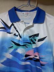 ニッタク スポーツシャツ 日本製 サイズLJTTA公認