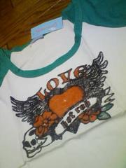新品★『Tewels半袖Tシャツ』定価7140円〓サイズ38