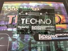 RolandエクスパンションボードSR-JV80-11 TECHNOローランド●