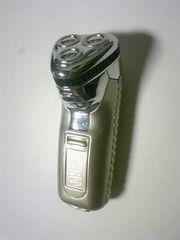ユニークな(ひげそり)形 ライター