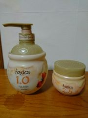 hacica シャンプー&ヘアマスク