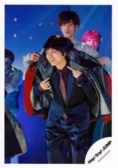 Hey! Say! JUMP 伊野尾慧 6 生写真 マエヲムケ PV&ジャケ写撮影