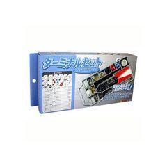 【新品】エーモン 端子コネクターセット E3 ターミナルセット 大
