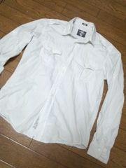 H&M 上質シャツ L